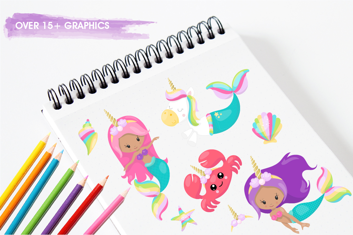 I wanna be a unicorn graphic and illustrations example image 2