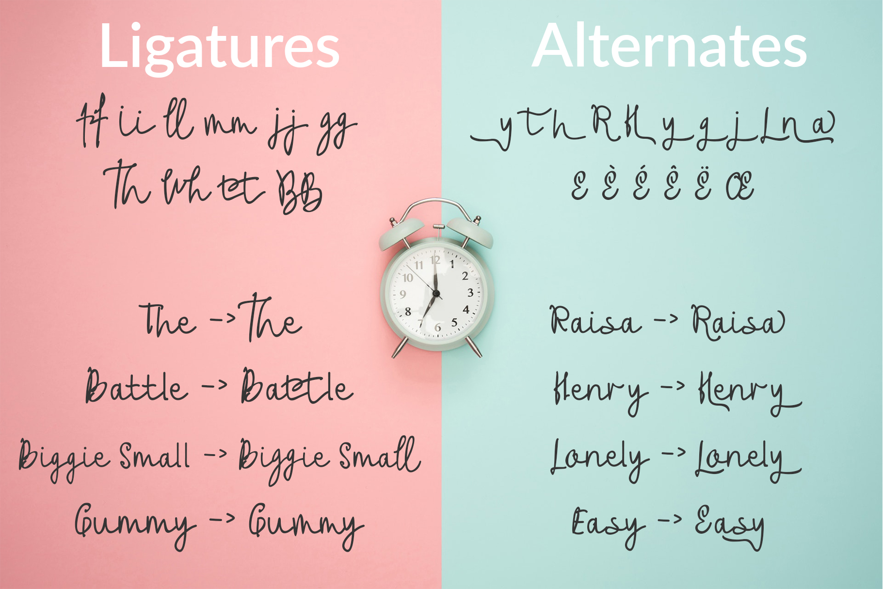 Anitta Script Font example image 4