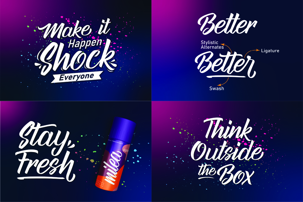 Crafted Font Bundle example image 3