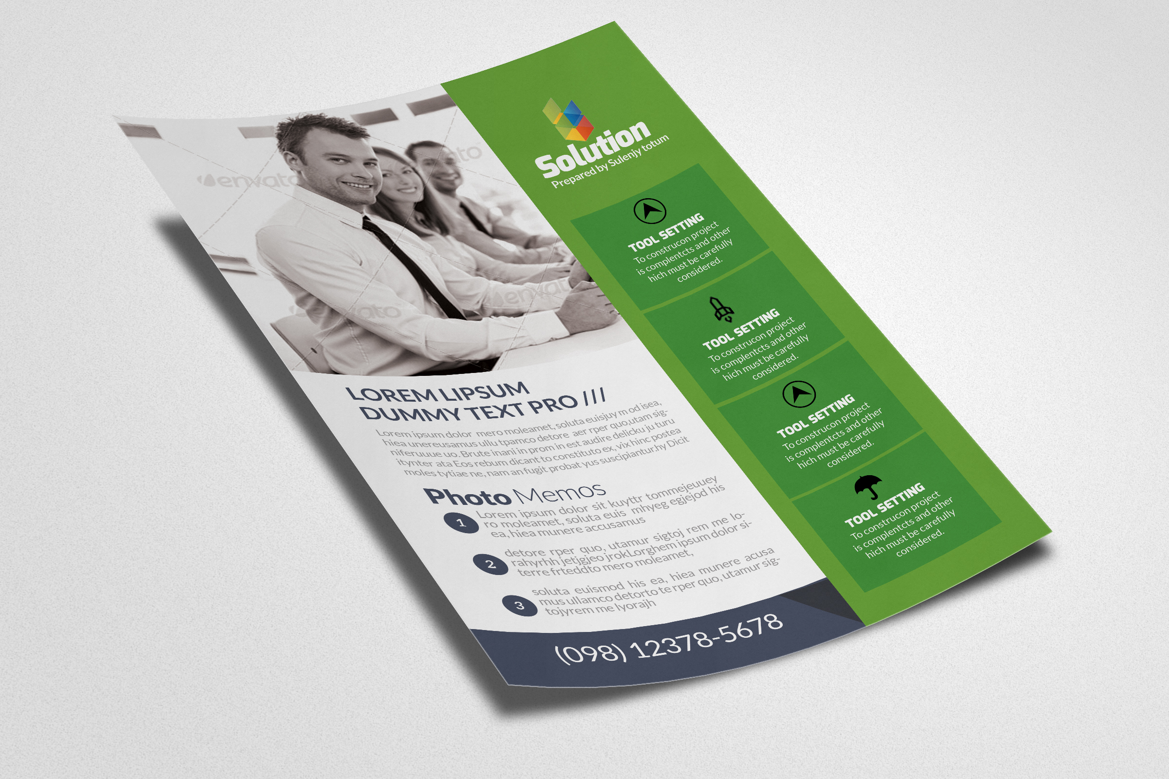 Employment Agency Business Flyer example image 3