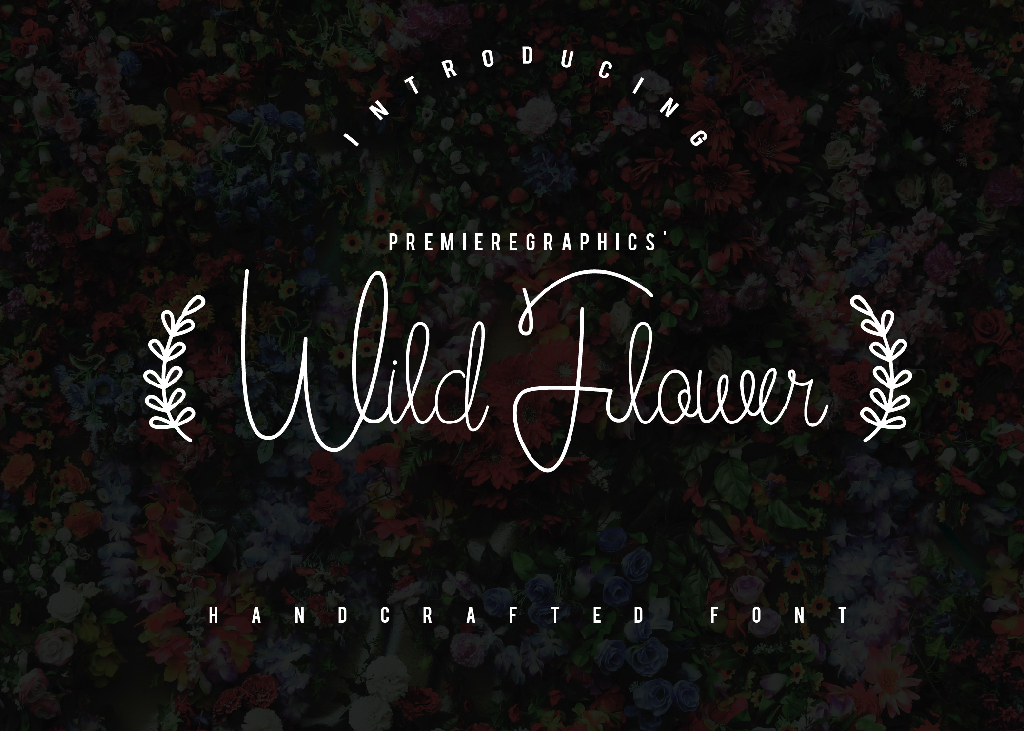 Wild Flower example image 1