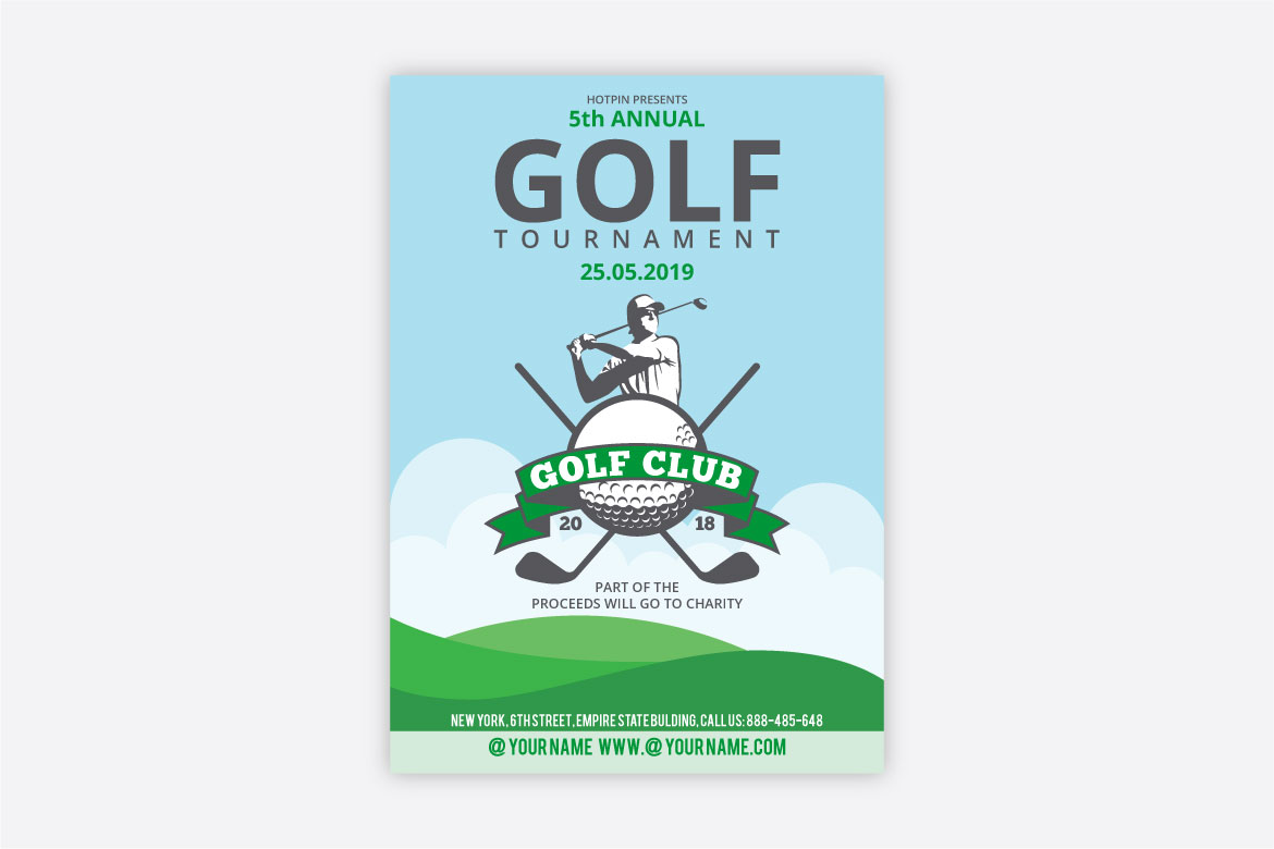 golf flyers example image 2
