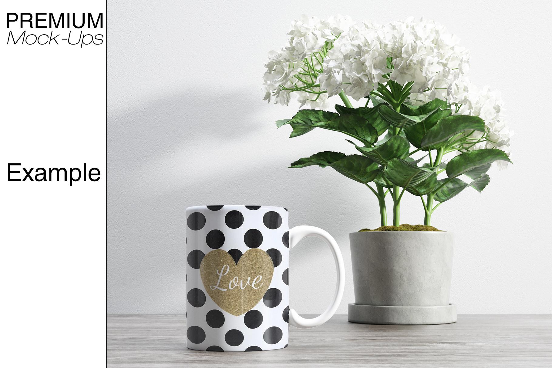 Mug Mockups - Many Shapes example image 12