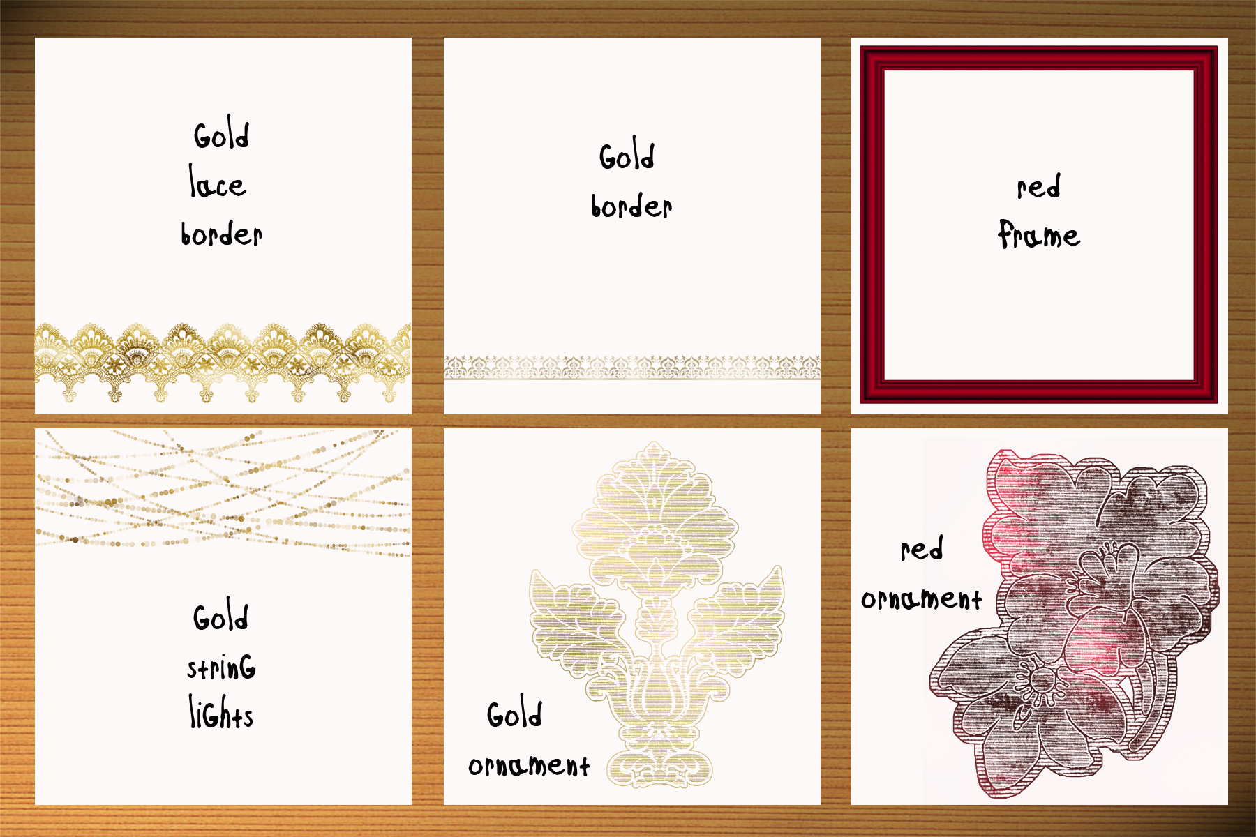 Red&Gold example image 4
