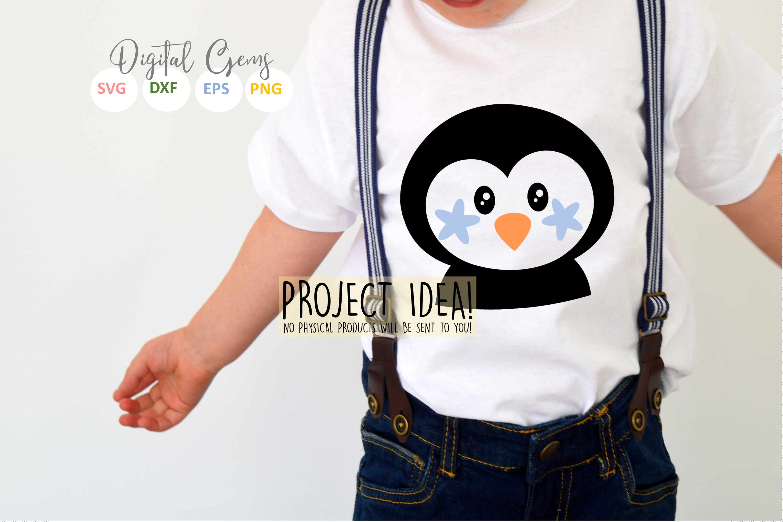 Rabbit, Panda, Bear, Penguin designs. example image 4