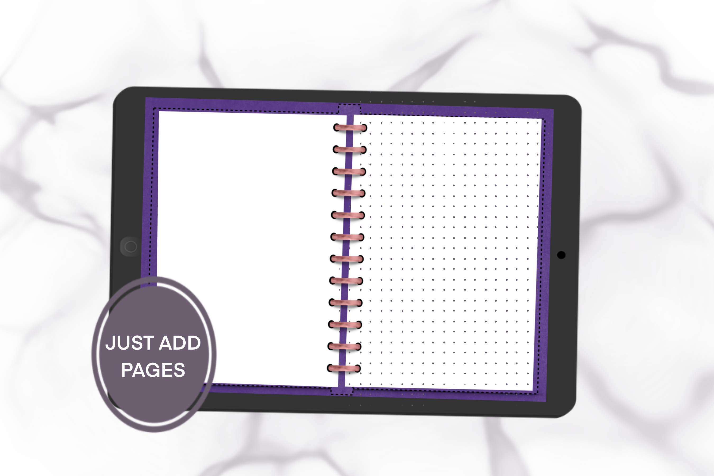 Create Your Own Digital Planners Bundle example image 6