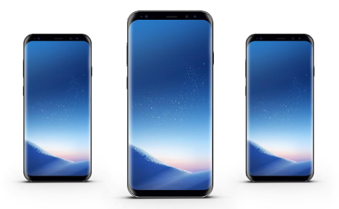 Samsung galaxy S8 mockup example image 4