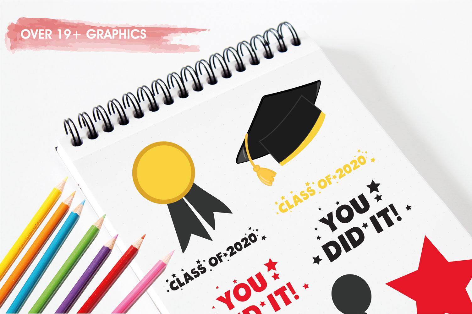 Graduation Class Cute Graphics example image 3