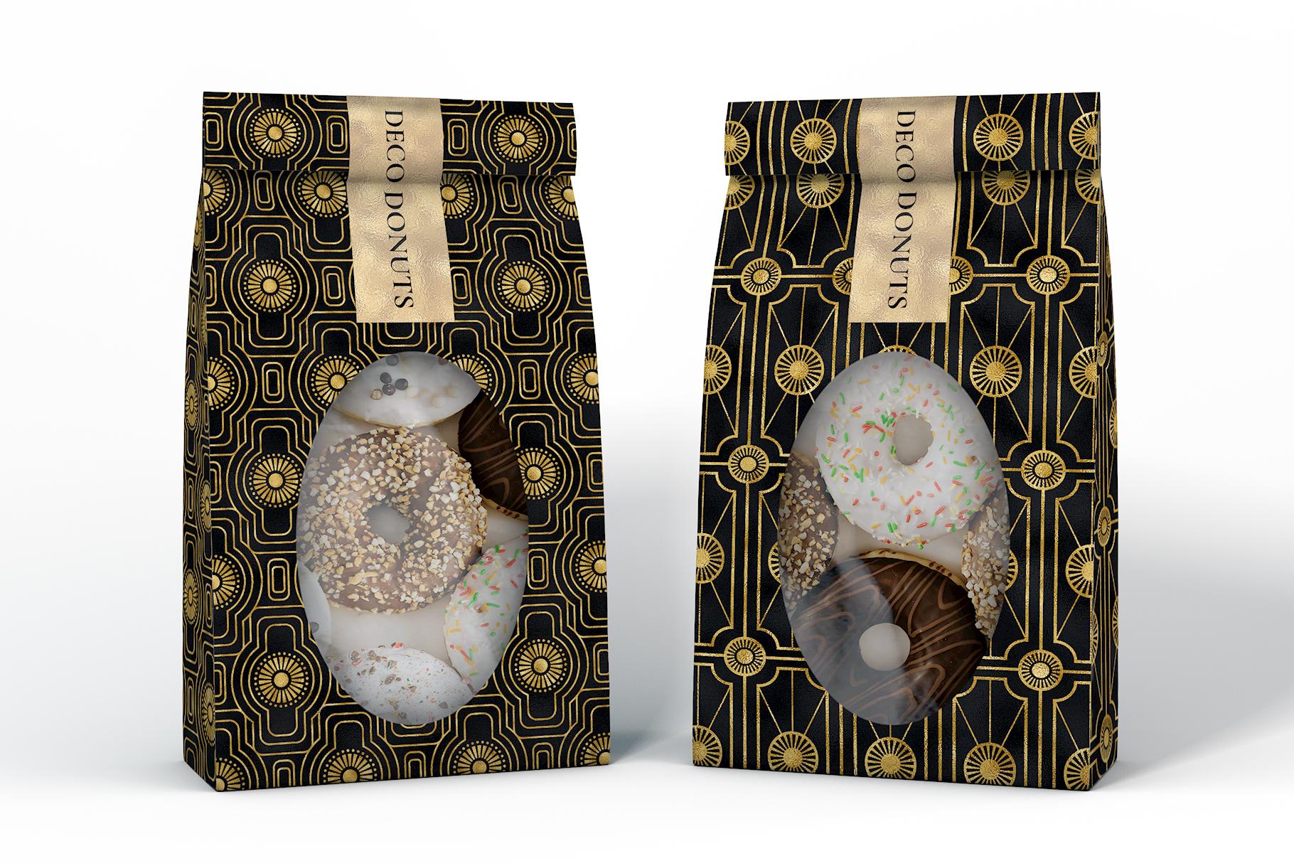 Noir - Patterns & Textures Bundle example image 23