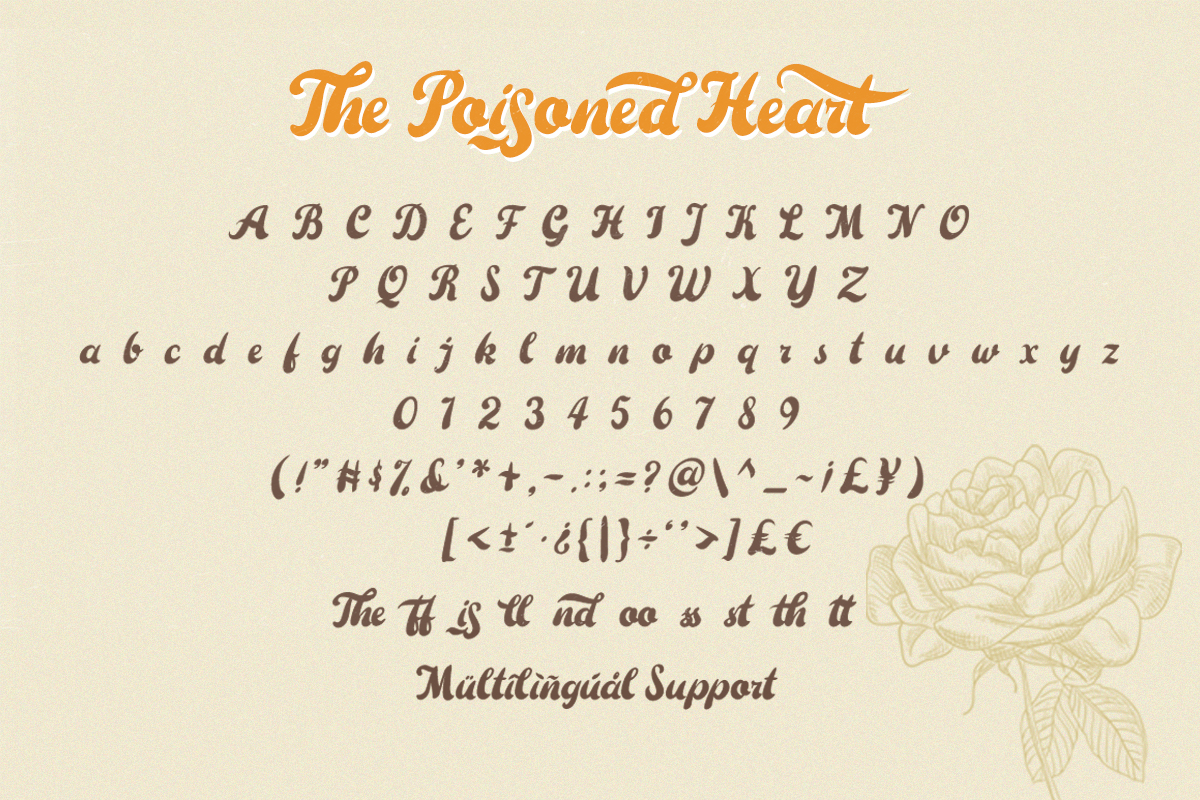 The Poisoned Heart Script example image 9