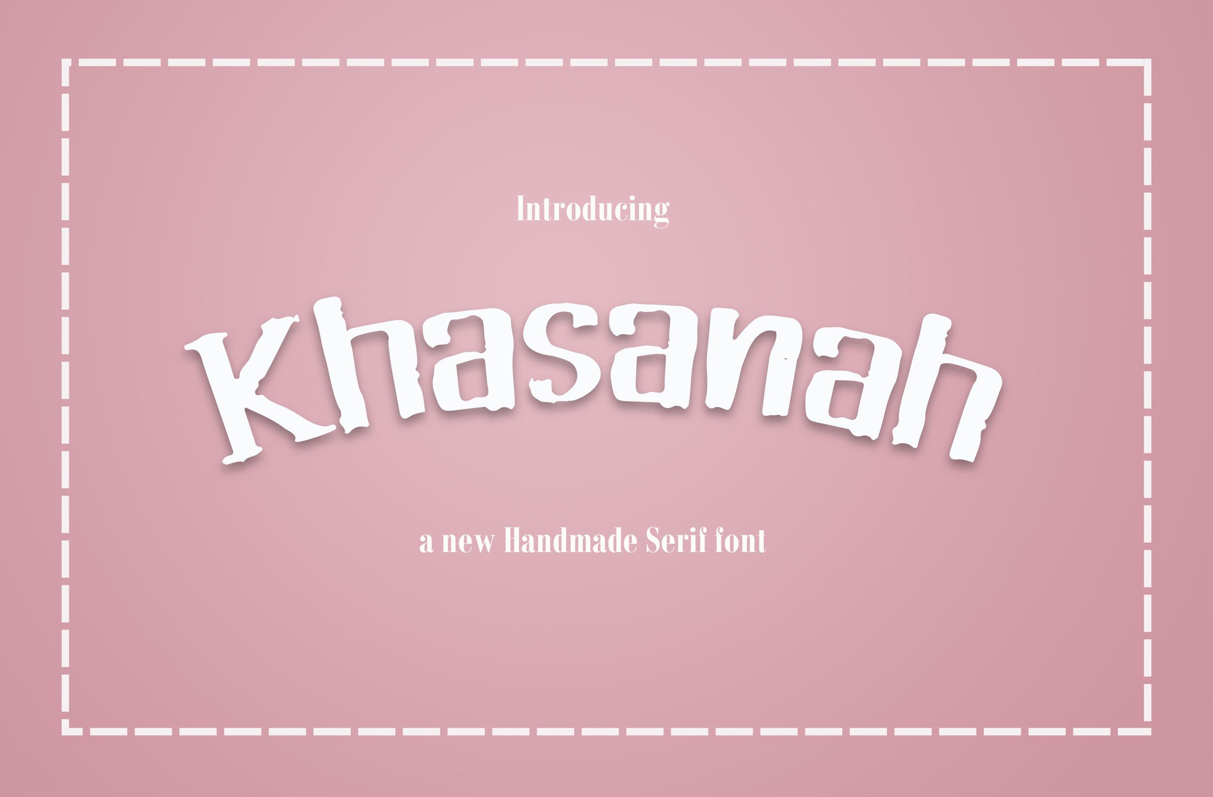 Khasanah  example image 1