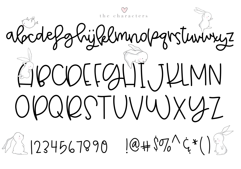 Calm - A Handwritten Script Font example image 9