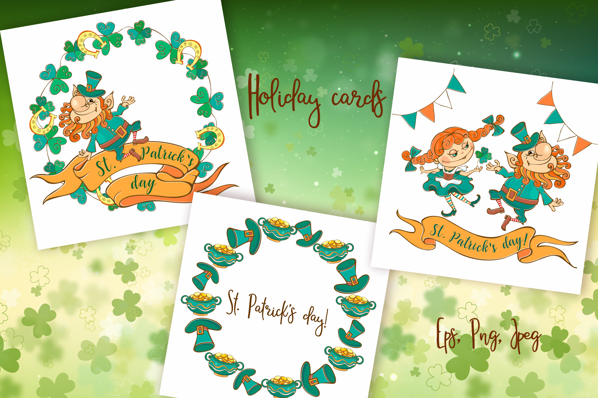 St. Patrick's day! example image 7