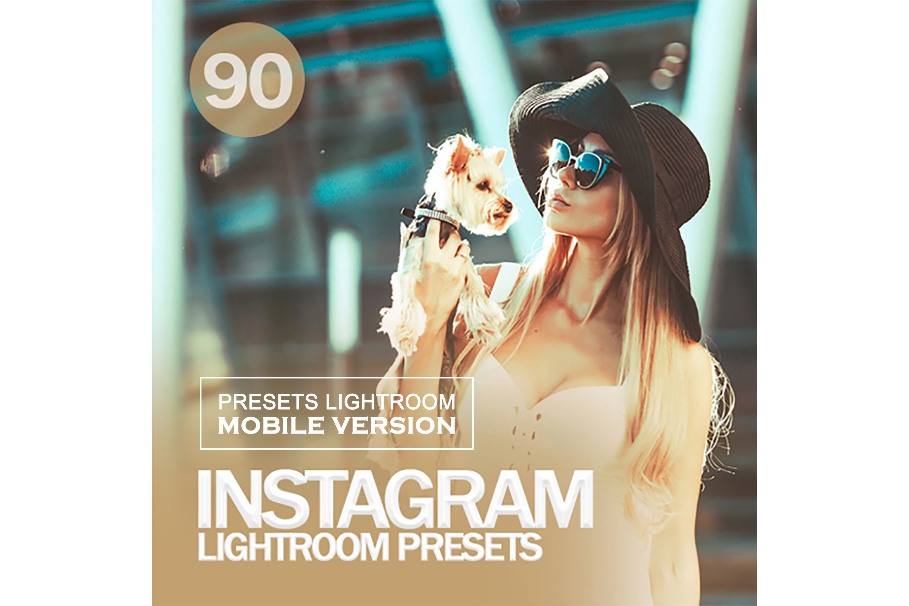 Instagram Lightroom Mobile Presets example image 1