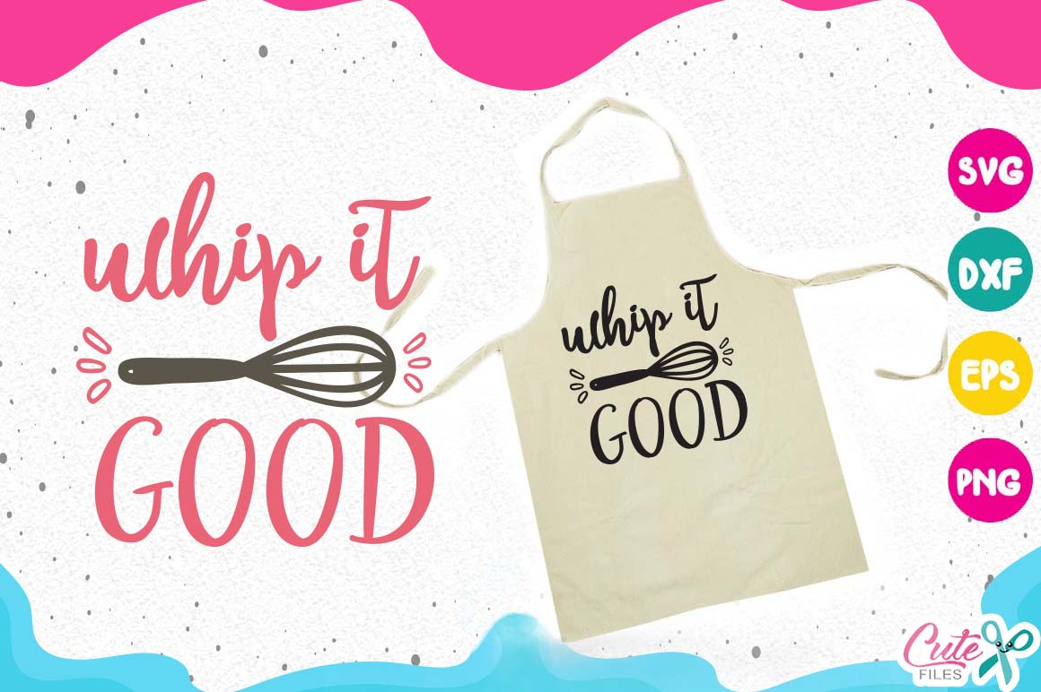 Kitchen bundle, my kitchen my rules svg cut files example image 4