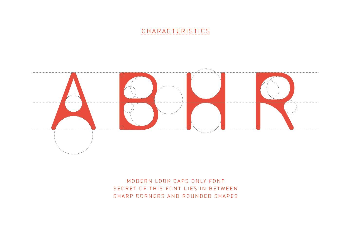 ENTRA Font example image 4