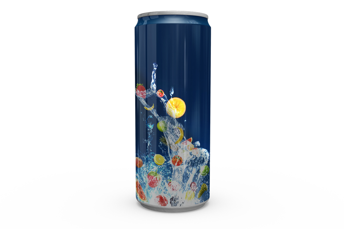 Beer Can Mockup example image 4