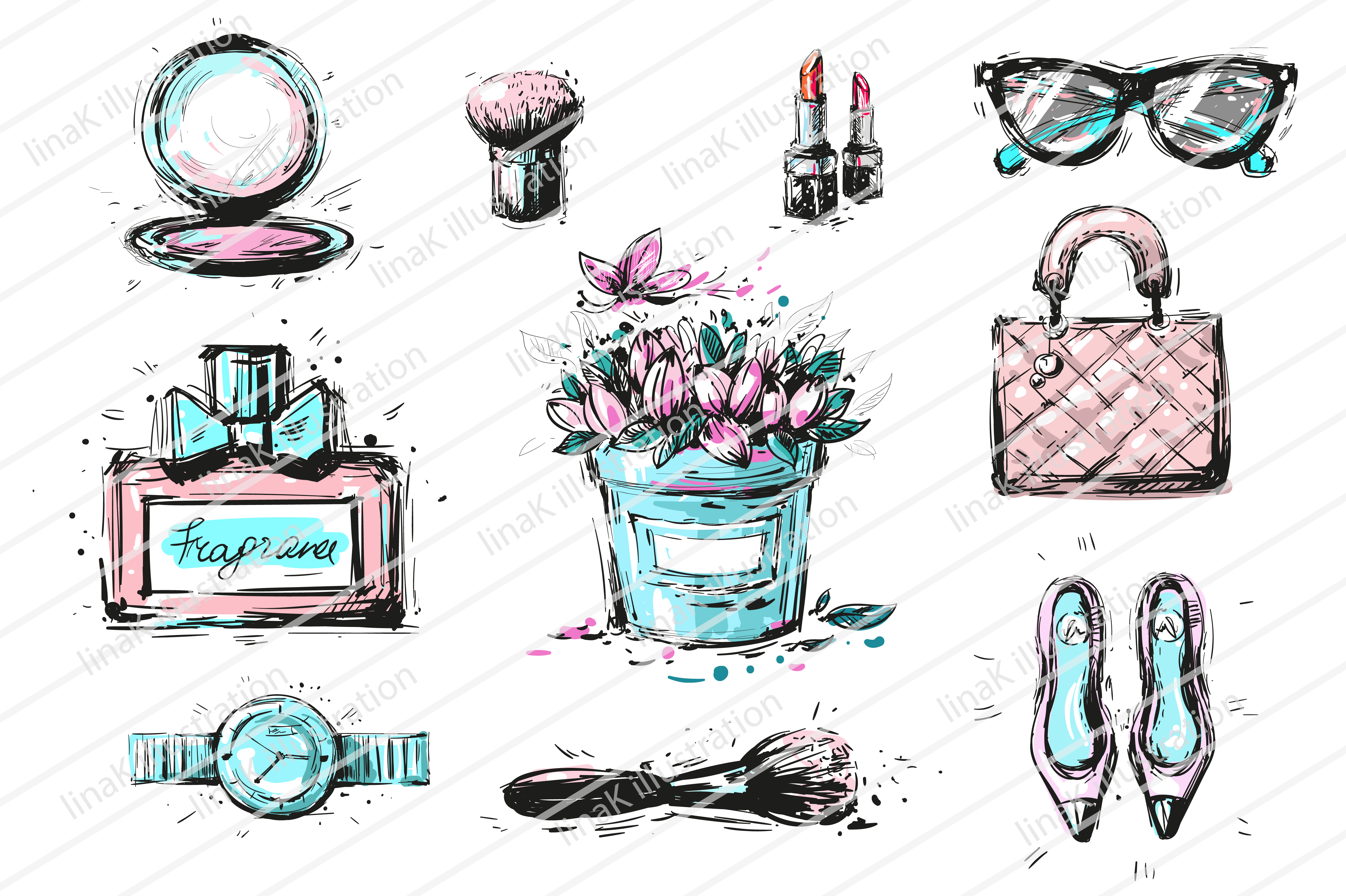 Fashion accessories example image 1