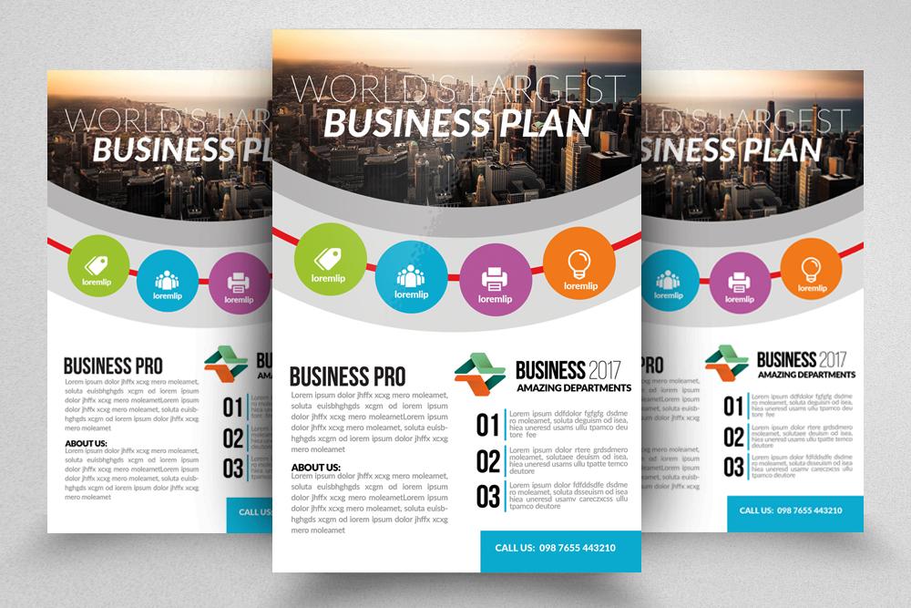 10 Business Flyer Bundle example image 8