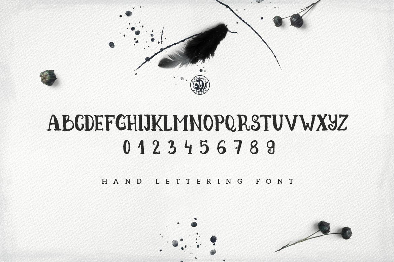 Hornimet Font example image 5