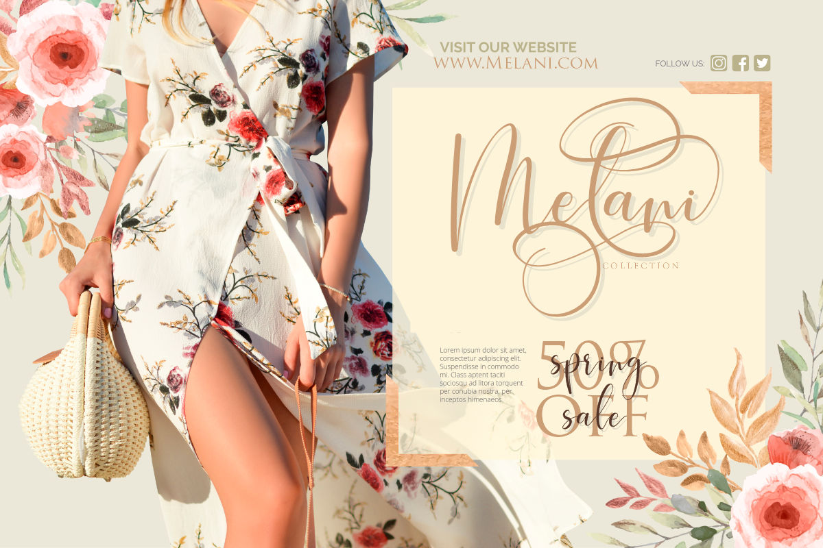 hokie | Beauty Stylistic Calligraphy example image 11