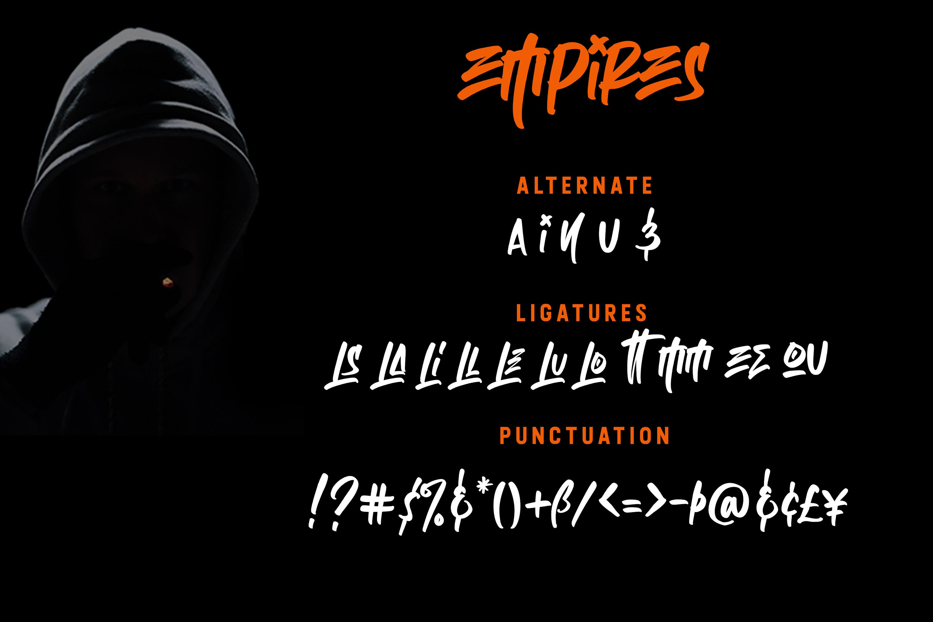 Empires - Graffity Street Brush.Vol 01 example image 8