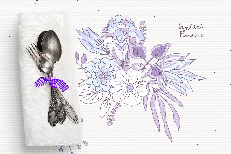Sophia's Flowers example image 5