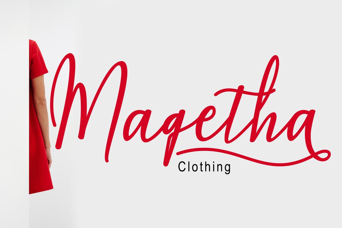 Magella Script example image 3