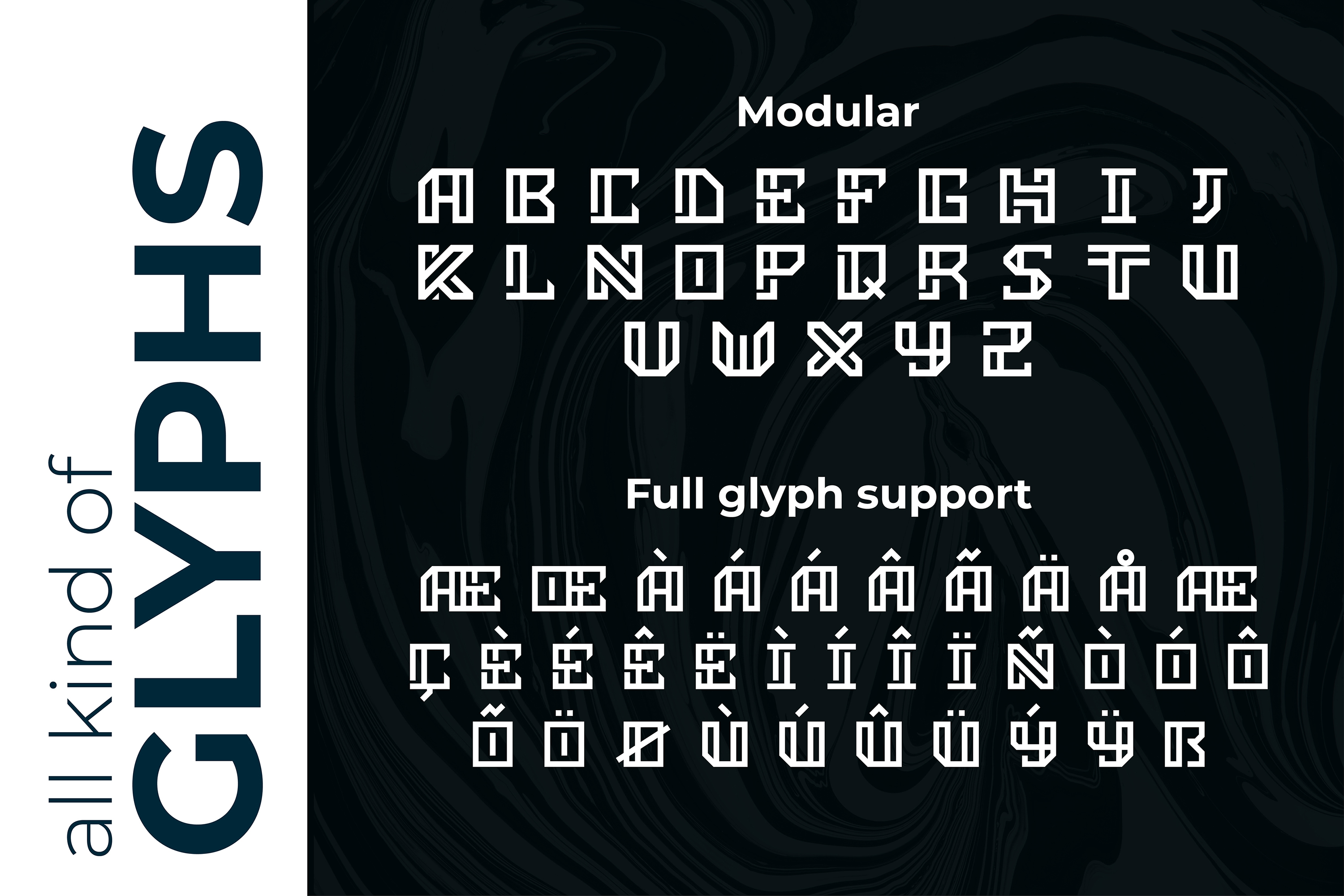 ROGER - Display typeface example image 3
