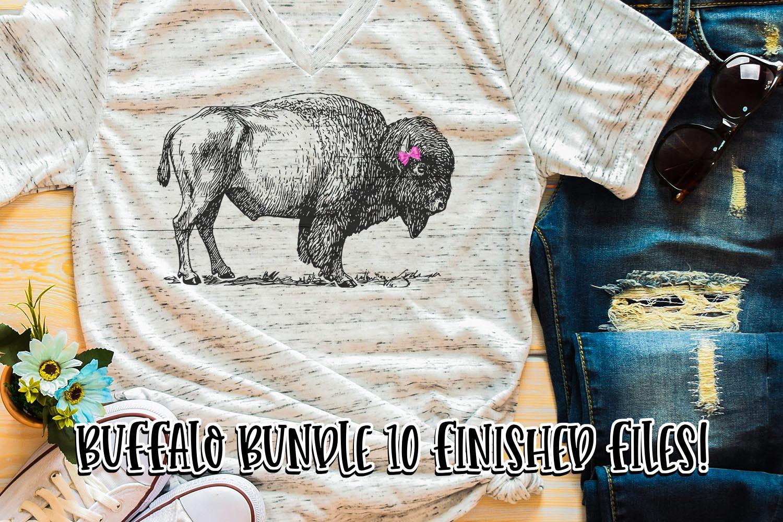 Buffalo Sublimation Bundle example image 3