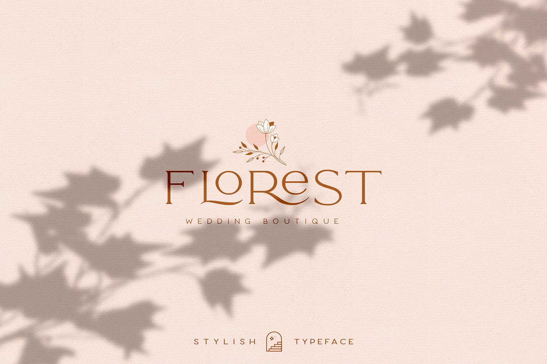 Elegant Karin - Fashion Stylish Typeface example image 14