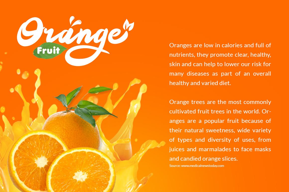 Orange Squash Script example image 2