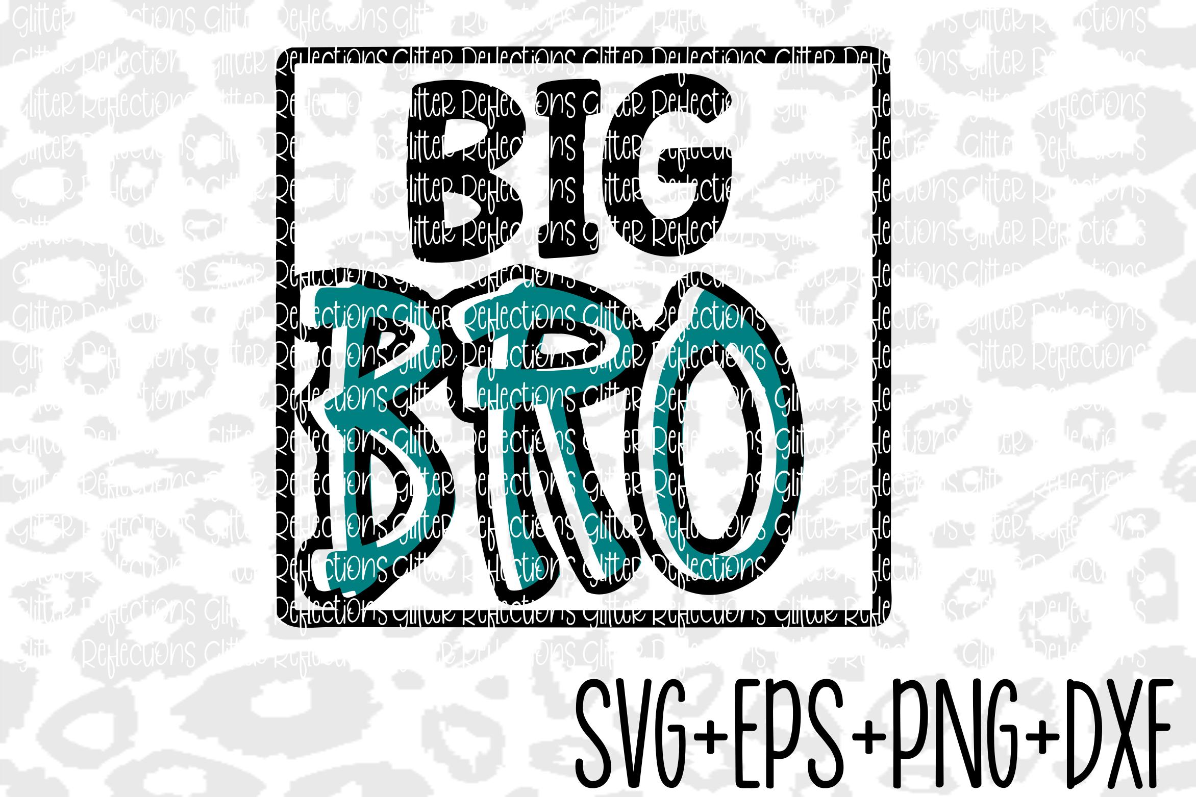 Big Brother Svg- Svg- Big Bro example image 1