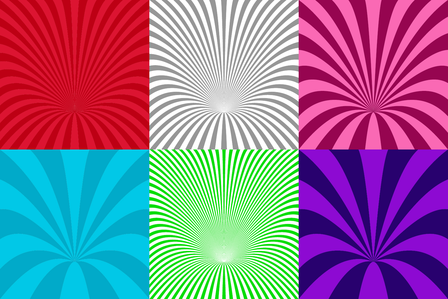 50 Curved Backgrounds AI, EPS, JPG 5000x5000 example image 2