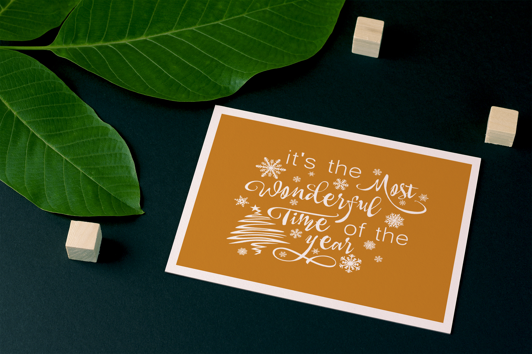 Christmas svg Its the most wonderful time of the year Winter example image 11