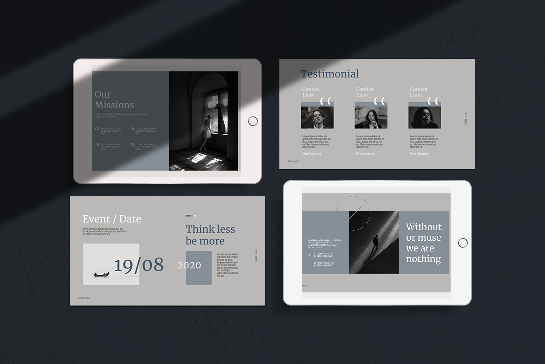 Corporate Powerpoint Templates example image 5