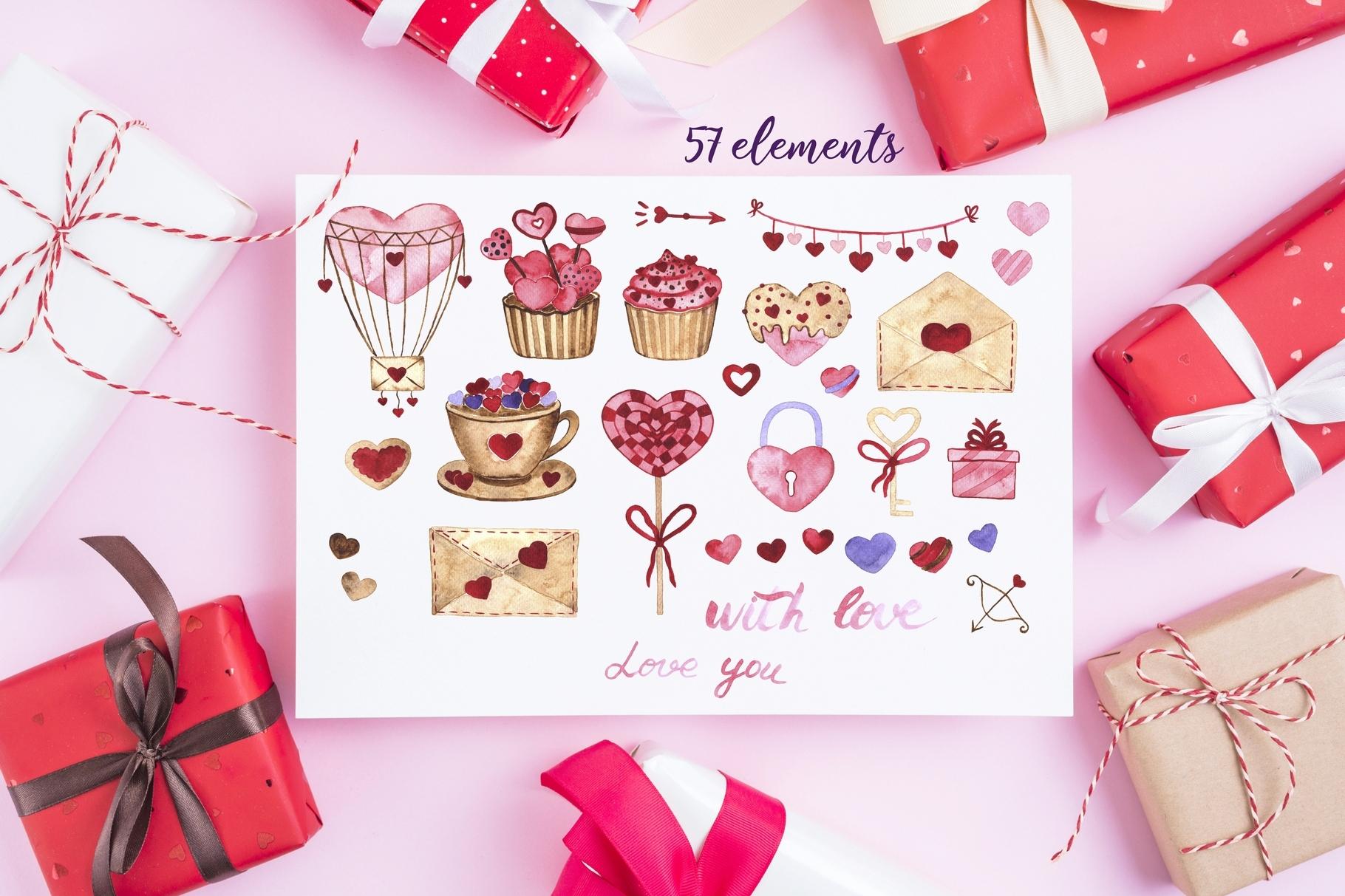 Happy Valentine's Day example image 2