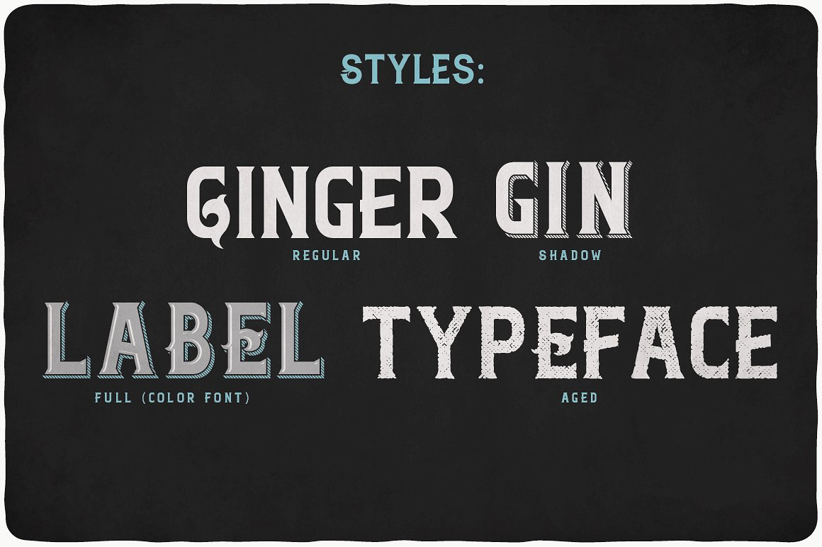 Ginger Gin example image 4