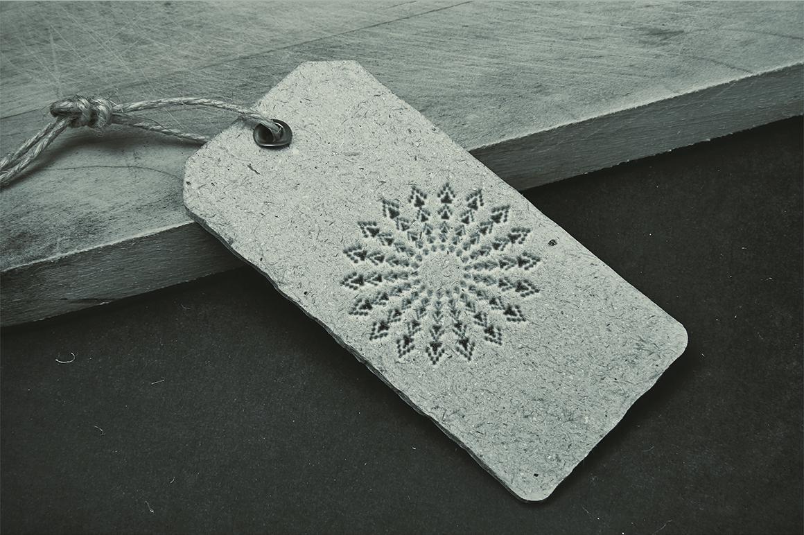 10 starflake vector design elements example image 5