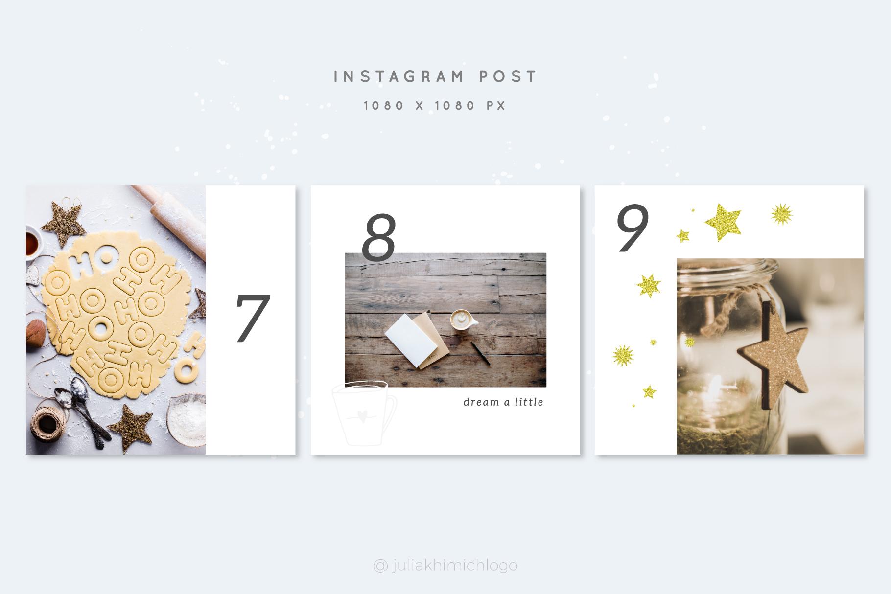 Advent Calendar for Instagram example image 5