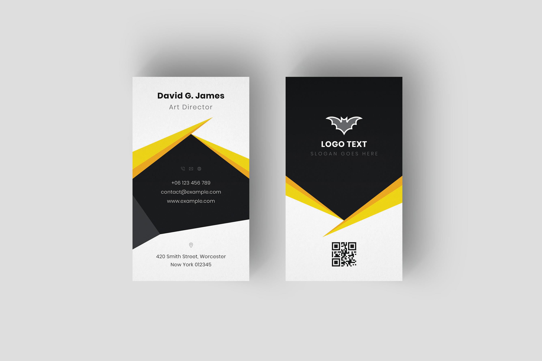 Elegant Business Card Design example image 4