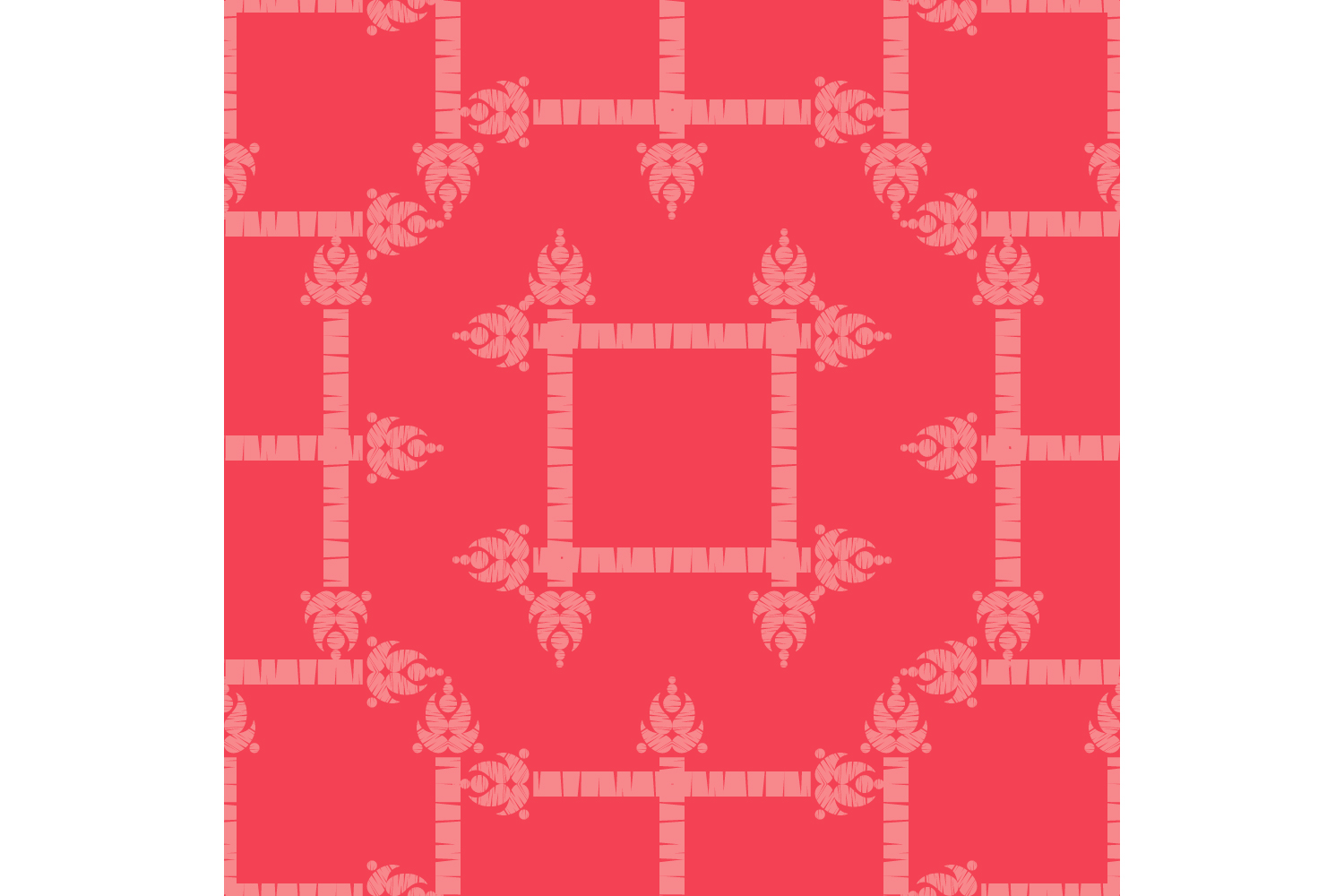 Ethnic boho ornament. Set of 10 seamless patterns. example image 8
