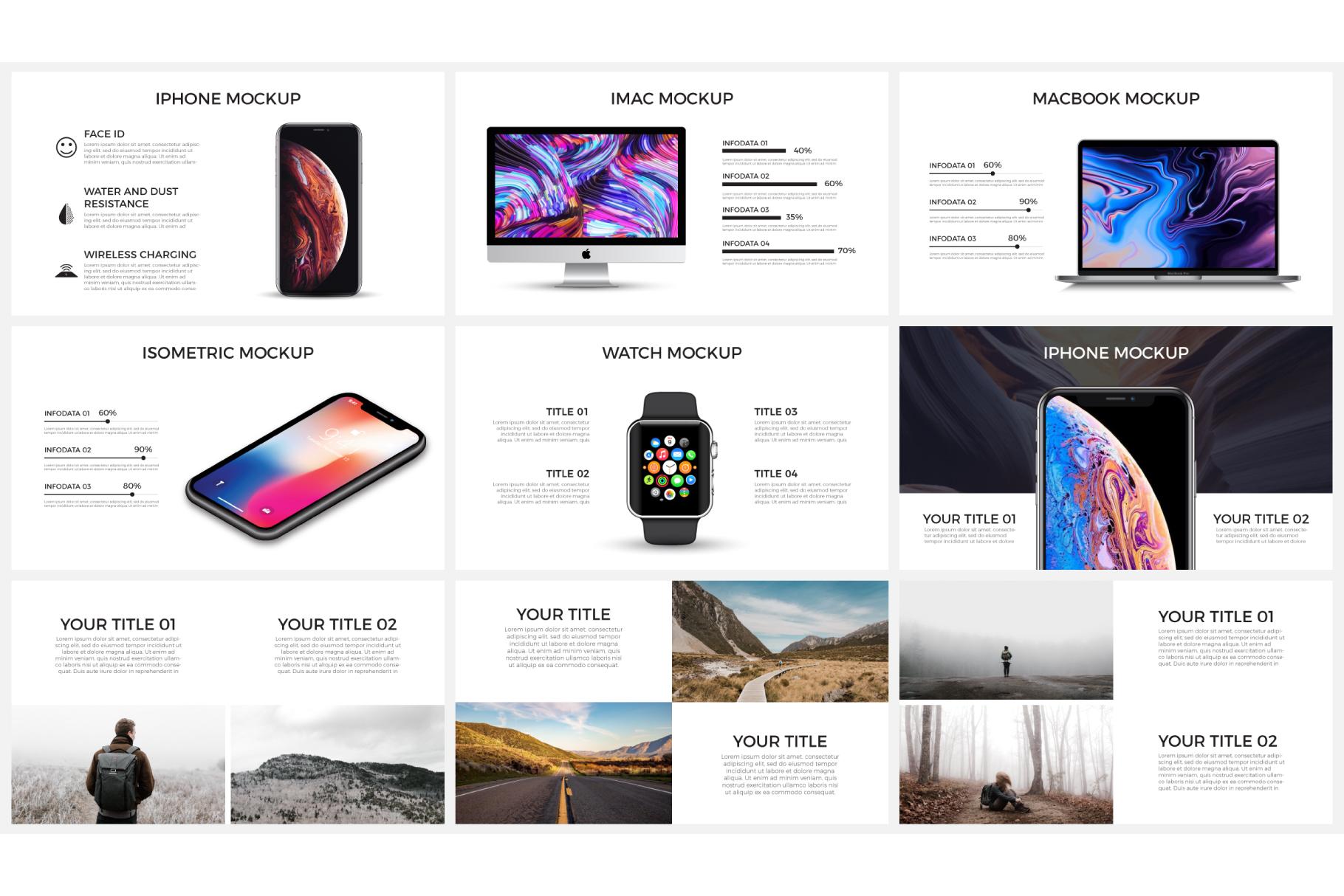 Photo slides presentations example image 7