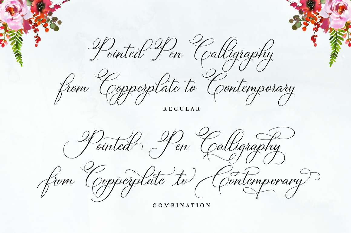 Bettrisia Script - Elegant Calligraphy Font example image 10