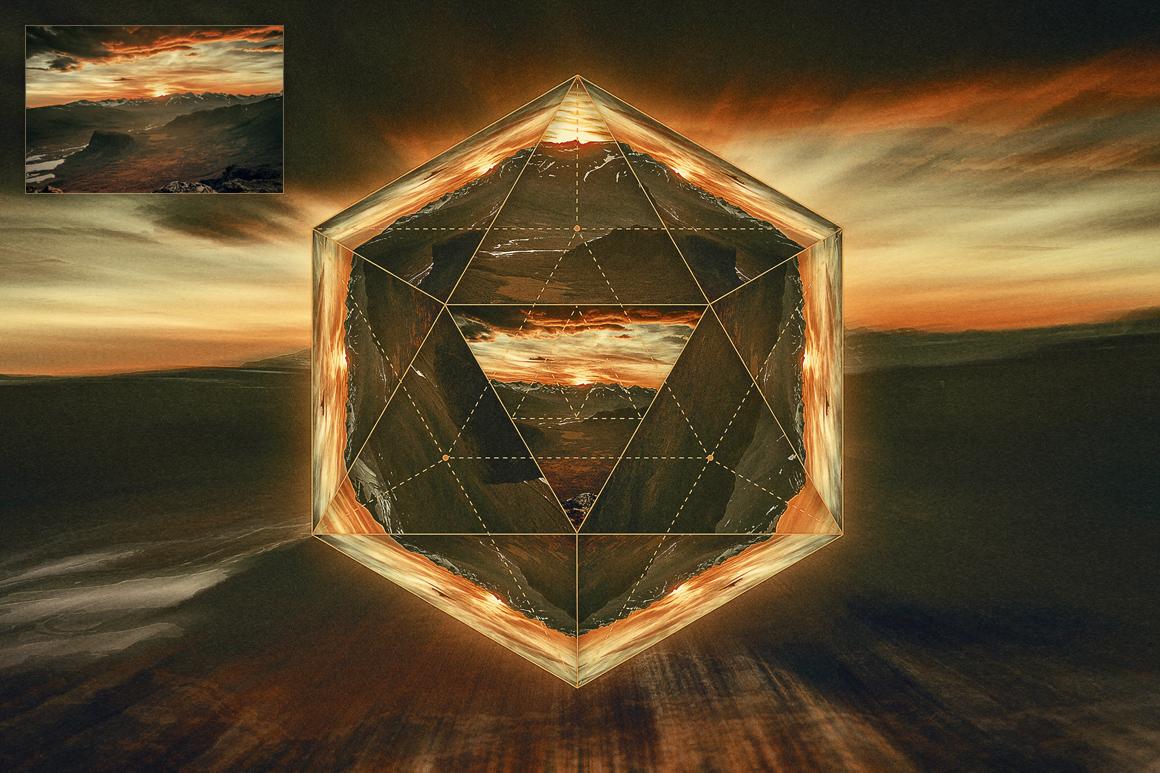 Sacred Geometry Generator example image 18