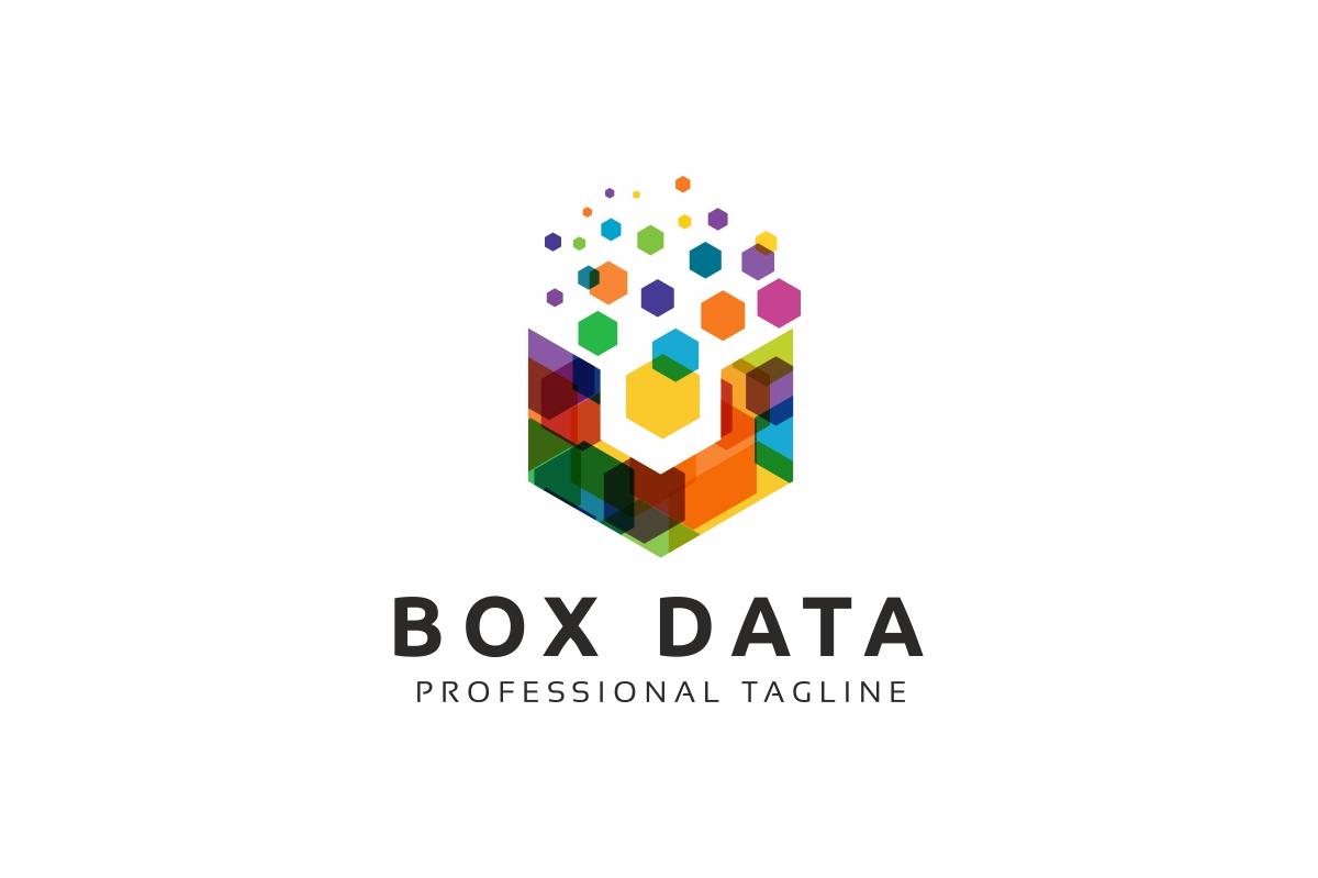 Box Data Logo example image 1