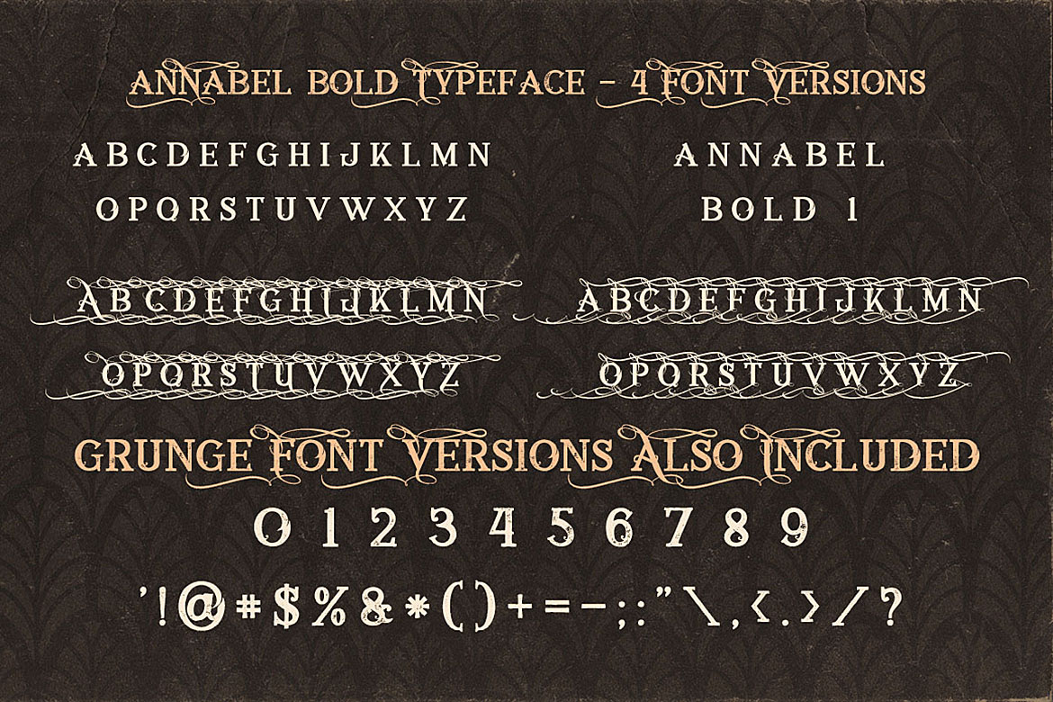 Cool Vintage Fonts example image 7