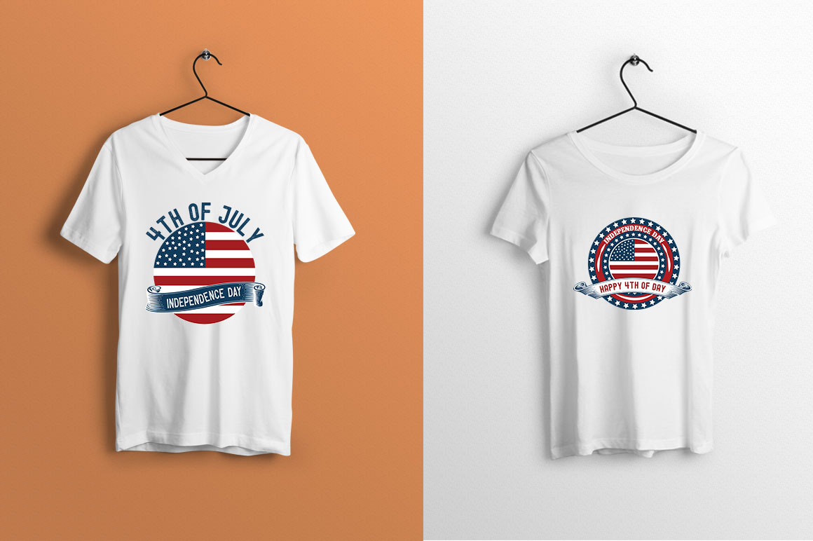 US States 4th July design Element svg example image 10