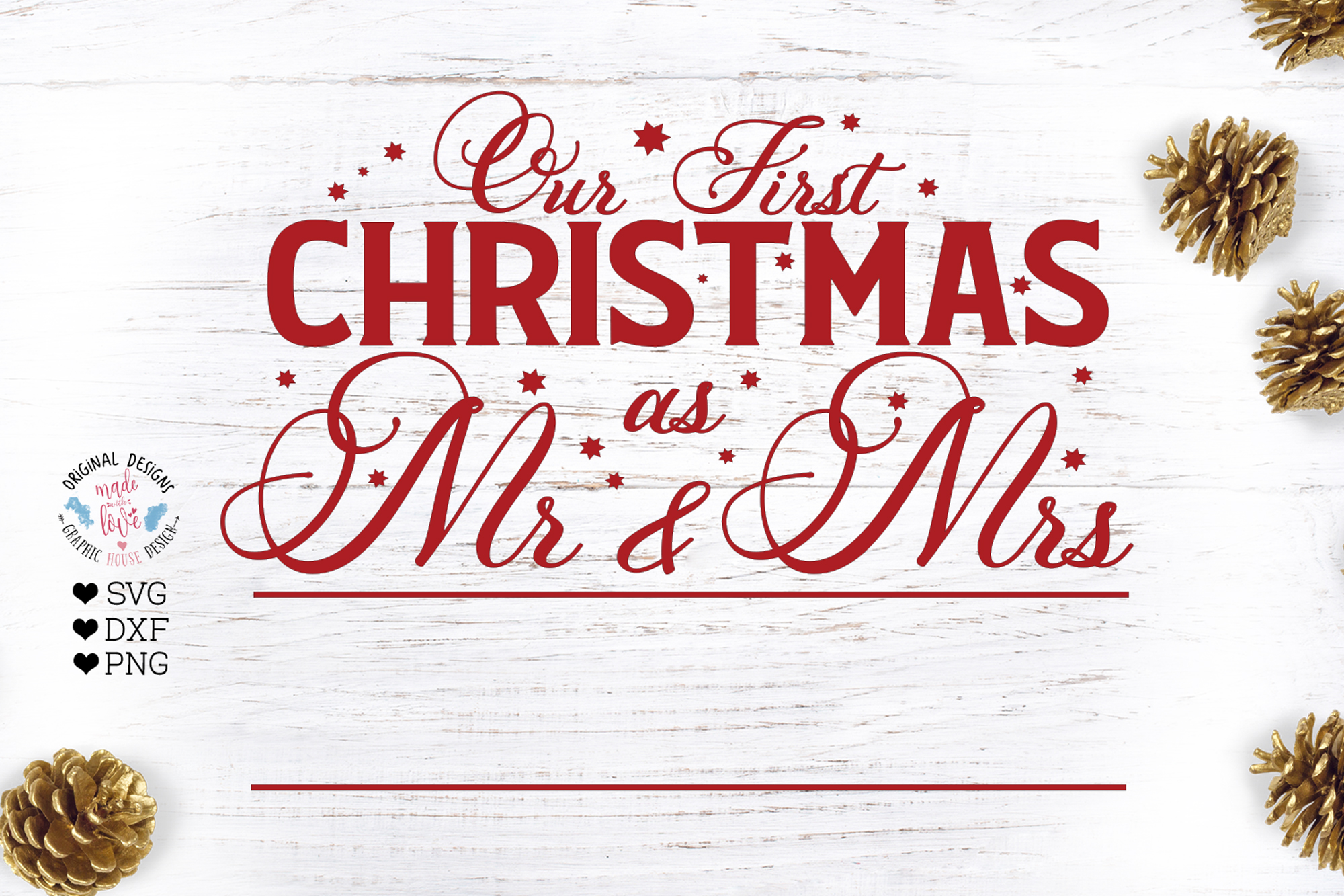 A Merry Christmas Cut Files Bundle example image 10
