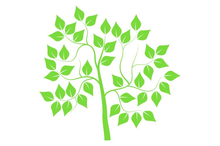 Tree icon example image 1